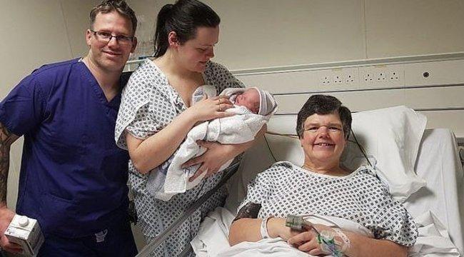 Saját unokáját szülte meg a nagymama, hogy lánya álmát valóra válthassa