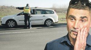 Elvett jogosítványa miatt eddig egymilliót bukott a Viszkis