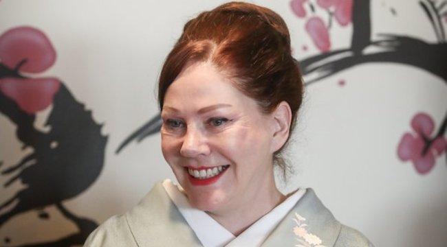 Ausztrál, mégis gésa lehetett Fiona