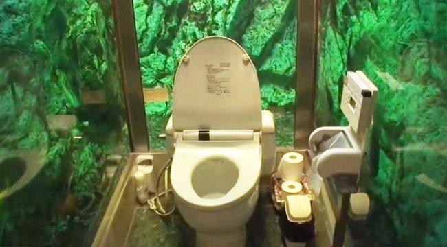 Ennél furább vécét rég nem láttunk - nem biztos, hogy szeretnénk használni