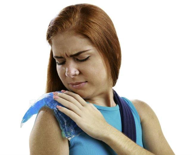 a hideg borogatás segíti a zsírégetést