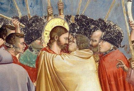 Kettészakadt árulása után Júdás