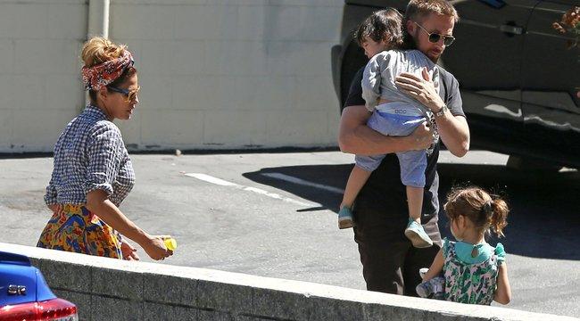 Eva Mendesnek Ryan Goslingtól lett kedve a gyermekvállaláshoz