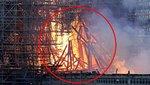 Notre-Dame lángjai - A plébános szerint üzenet lehetett a tűz