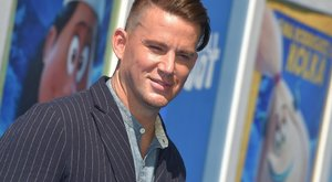 Így pucérkodott Channing Tatum a rajongók legnagyobb örömére - fotó