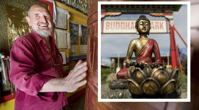 Mini India: így élnek a mátrai buddhisták Nógrád megye szívében