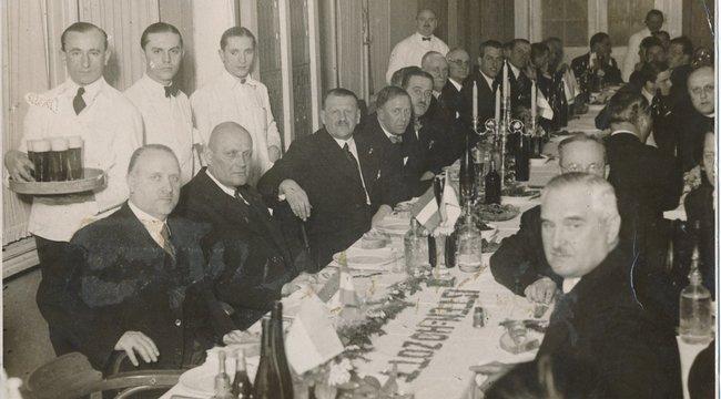 Tisztelgés az alapítók előtt - 120 éves a Ferencvárosi Torna Club