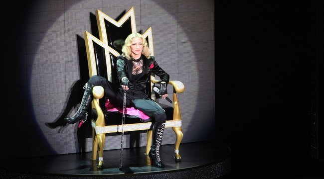 Madonna: Senki sem fogható hozzám