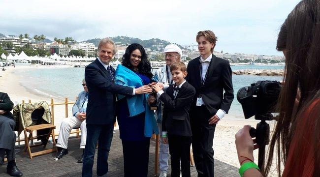 13 évesen nyert a magyar csodagyerek