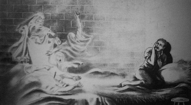 Rémlényekkel ijesztegették a rossz gyerekeket – De vajon ki lehet az a mumus?