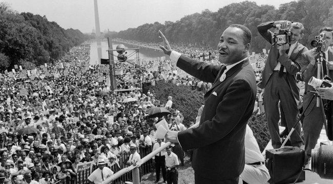 Több tucat nőt molesztált Martin Luther King