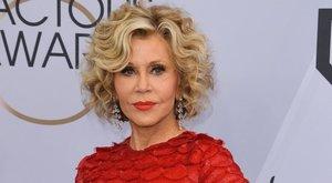 Idegösszeroppantást kapott Jane Fonda