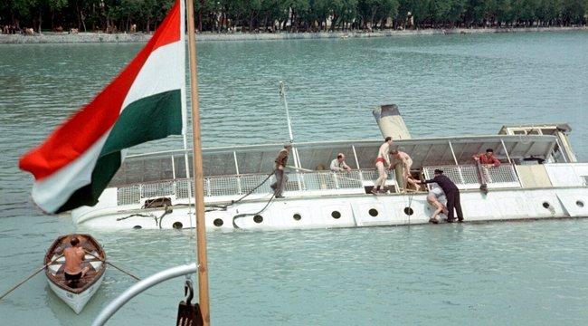 Megpróbálták eltussoli az 1954-es tragédiát: 23 utas halálát okozta a felborult Pajtás hajó