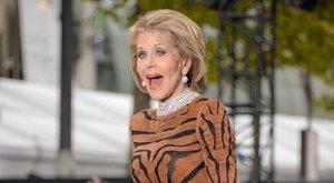 Már kijárt neki: életműdíjat kap Jane Fonda