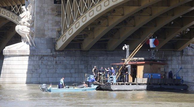 A Hableány tragédiája:Száz kilométerre sodortaa helyszíntőla Duna a holttestet