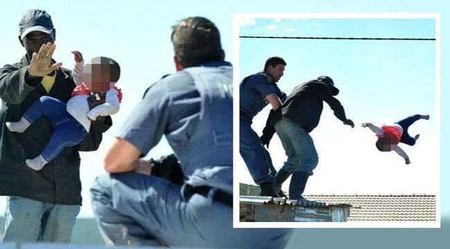 Megúszta a sittet a lányát a tetőről ledobó apa