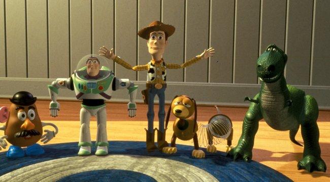 Legyőzhetetlenek a Toy Story 4 játékfigurái az észak-amerikai mozikban