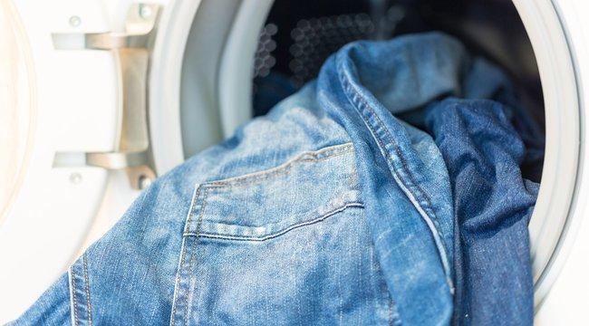 Végre kiderült: így kell mosni a farmert! Ön eddig jól csinálta?