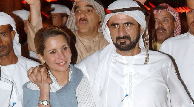 Angliában bujkál a dubaji sejk szökött felesége