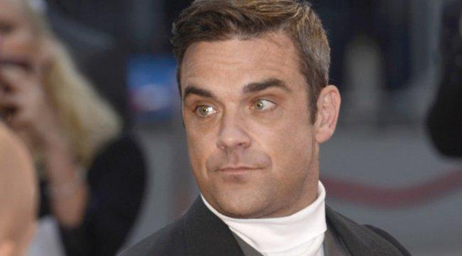 Az utcára sem mert kimenni, kasmírköntösben falta a csipszet a rettegő Robbie Williams