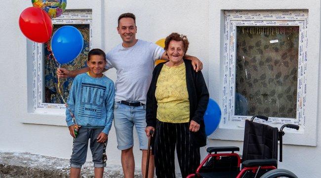 Hétköznapi hős: segítenek valóra váltani a beteg gyermekek álmait