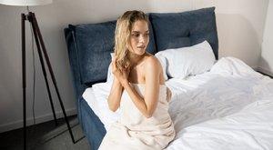 Alvás kánikulában: Elnyeli az izzadságot a pamut ágynemű