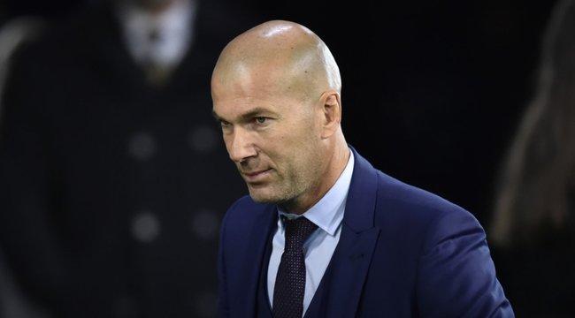 Zidane kezd olyan lenni mint Pinyő!