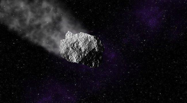 Hatalmas aszteroida súrolja a Földet