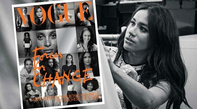 Lehagyta magát a Vogue címlapjáról - Harcos nők Meghan Markle példaképei