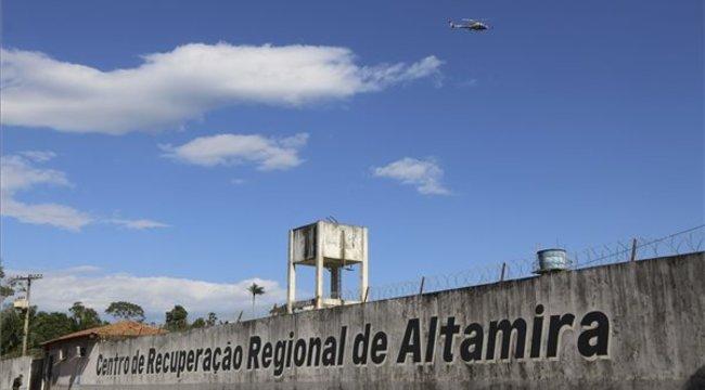Tizenhat rabot lefejeztek egy brazil börtönlázadásban