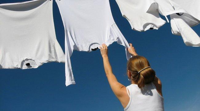 Mindig mossa ki az új ruhát!