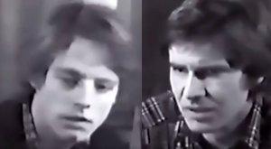 Micsoda videó: nézze meg Mark Hamill és Harrison Ford első közös próbafelvételét!