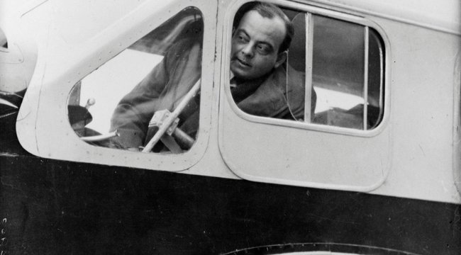 A nácik lőtték le A kis herceg írójának gépét