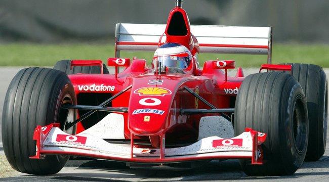 Forma–1 - Ferrari-fölény az örökranglistán