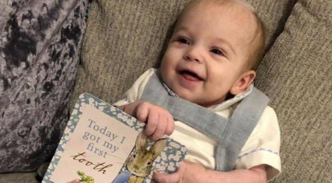 Horror: tisztába tette kisfiát az édesanya, amikor hirtelen leszakadt gyermek lába – 18+