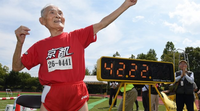 TOP7 korrekorder sportoló – aggastyán bajnokok, akikre a fiatalok is irigykedve néznek
