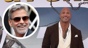 A Szikla lett a legjobban fizetett színész: Clooney csúnyán lemaradt