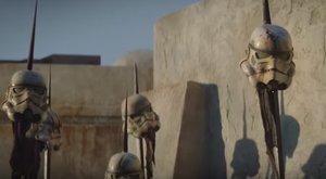 Dobjon el mindent, ha sci-fi rajongó - itt az új Star Wars-sorozat első előzetese!