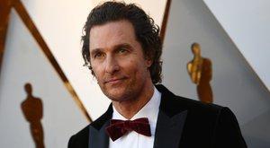 Matthew McConaughey teljes munkaidős egyetemi professzor lesz
