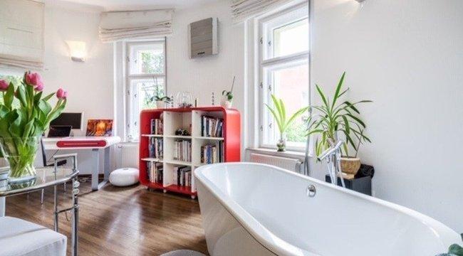 Michelle Obama és egy nappaliban lévő kád: ez a hét budapesti luxus ingatlana!