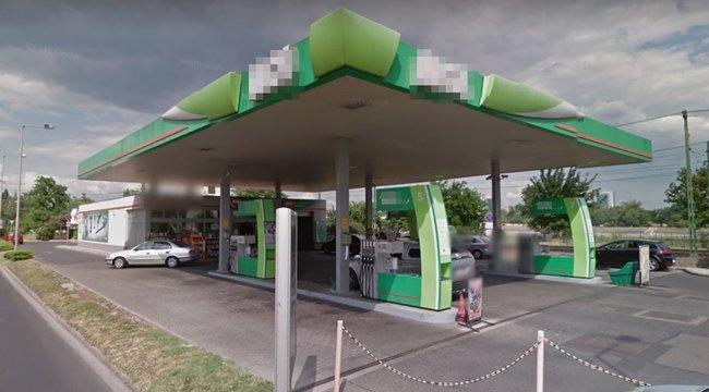 Döbbenet a benzinkúton –Macskaöléshez vett volna fagyállót a férfi
