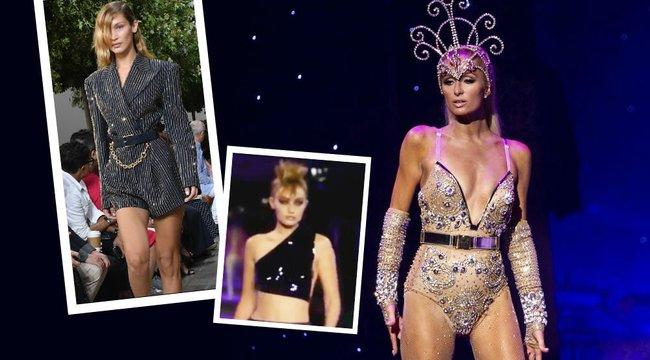 Ilyen forró volt a kifutó a New York-i Divathéten - szexi sztárok, szex fotók