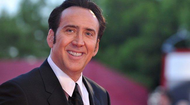 Fogadjunk, hogy új fotóján nem ismer rá Nicolas Cage-re!