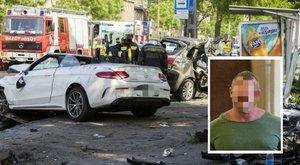 Dózsa György úti baleset: videózta magát M. Richárd a becsapódás pillanatában