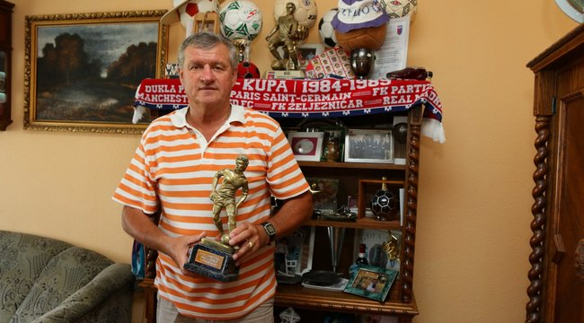 Betont kevert Szabó, a fehérvári gólvágó