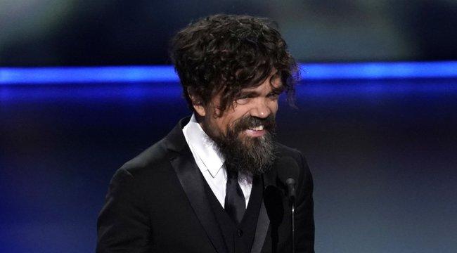 Emmy-gála: halhatatlan lett Tyrion Lannister