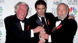 Antonio Banderas: Andy a legjobb barátom volt