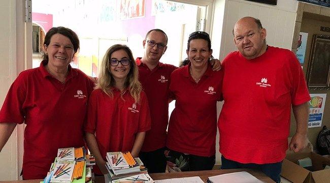 Hétköznapi hős: Három pici Zsófi hívta életre az egyesületet