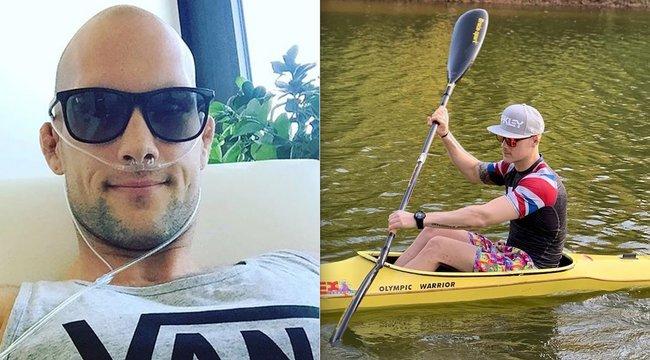 Gyászol a sporttársadalom - legyőzte a ráka bajnok kajakost