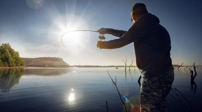 Őszi horgászat: most még pontyra, aztán csukára érdemes menni